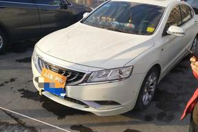 吉利汽车-博瑞 2015款 3.5L 旗舰型