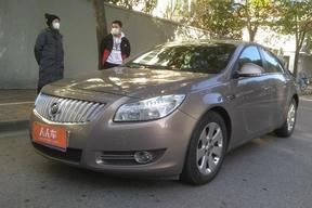 别克-君威 2011款 2.4L SIDI舒适版