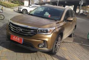 广汽传祺-传祺GS4 2015款 200T G-DCT豪华版