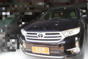 丰田-汉兰达 2012款 2.7L 两驱5座运动版