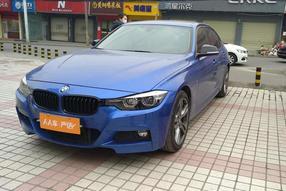 宝马-宝马3系 2018款 320Li M运动曜夜版