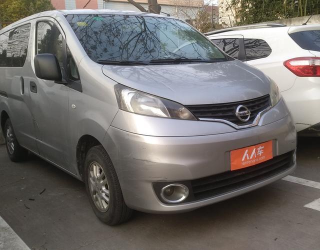 日产NV200 2013款 1.6L 手动 7座 豪华型 (国Ⅳ)