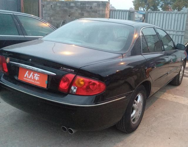 别克君威 2006款 2.5L 自动 G豪华型 (国Ⅲ)