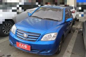 一汽-夏利N5 2010款 1.3L 手动豪华气囊型
