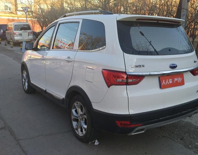 开瑞K60 2018款 1.5L 手动 标准型 (国Ⅴ)