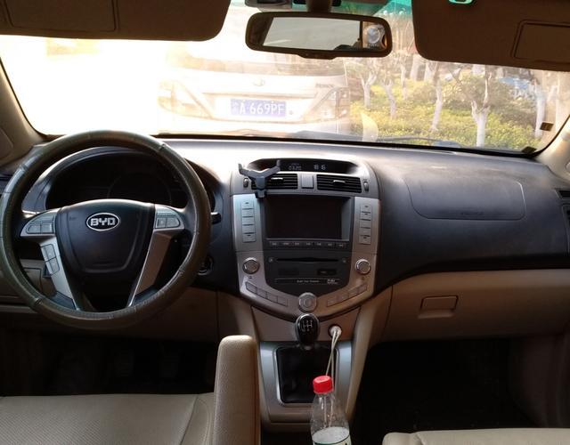 比亚迪S6 劲悦版 2013款 2.0L 手动 前驱 尊贵型 (国Ⅳ)