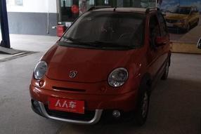 宝骏-乐驰 2012款 1.2L 手动运动版优越型