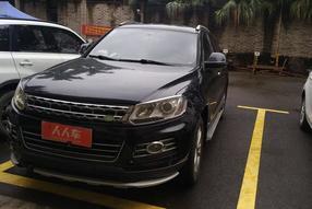 众泰-众泰T600 2014款 1.5T 手动豪华型