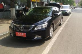 丰田-凯美瑞 2012款 2.5G 豪华版