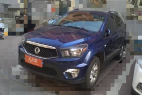 双龙-爱腾 2014款 2.3L 两驱自动舒适汽油版