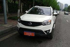 双龙-柯兰多 2014款 2.0L 汽油两驱自动典藏版