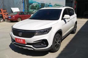 东风风行-景逸X5 2017款 1.6L CVT豪华型