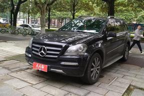 奔驰-奔驰GL级 2011款 GL 450 4MATIC尊贵型