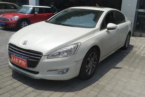 标致-标致508 2012款 2.0L 自动豪华版