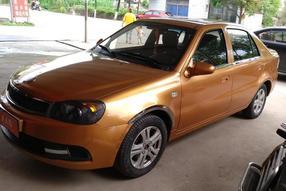 吉利汽车-吉利SC3 2012款 1.3L 标准型