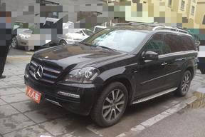 奔驰-奔驰GL级 2011款 GL 450 尊贵型 Grand Edition