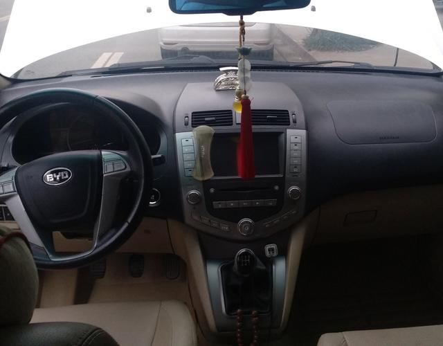 比亚迪S6 劲悦版 2012款 2.0L 手动 前驱 豪华型 (国Ⅳ)