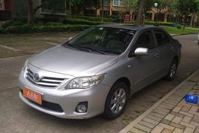 丰田-卡罗拉 2011款 1.6L 自动GL天窗版