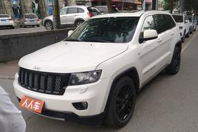 Jeep-大切诺基(进口) 2012款 3.6L 梦十珍藏版