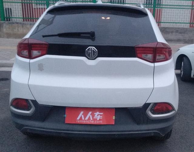 名爵锐腾 2016款 1.5T 手动 超值版 (国Ⅴ)