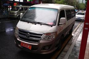 福田-福田风景 2014款 2.0L快运标准型长轴版低顶486EQV4