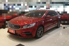 吉利汽车-博瑞 2018款 1.5T MHEV 耀尊版