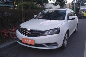 吉利汽车-帝豪 2014款 三厢 1.3T 手动精英型