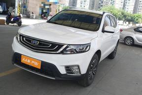 吉利汽车-远景X6 2016款 1.8L 手动豪华型