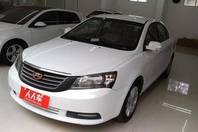 吉利汽车-经典帝豪 2013款 三厢 1.5L 手动精英型