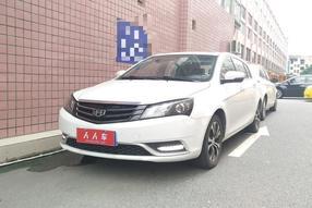 吉利汽车-帝豪 2014款 两厢 1.3T CVT精英型