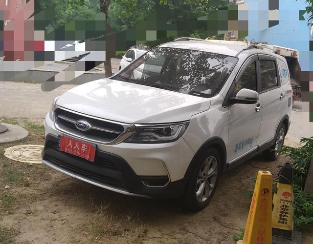 开瑞K60 2018款 1.5L 手动 豪华型 (国Ⅴ)