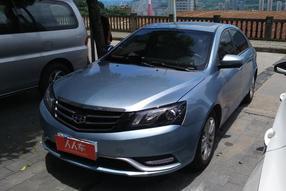 吉利汽车-帝豪 2014款 三厢 1.5L CVT精英型