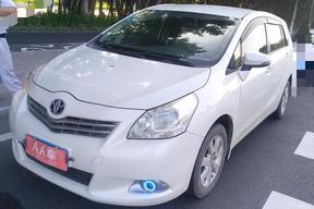 丰田-逸致 2014款 星耀 180E CVT精英版