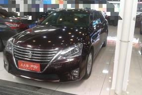 丰田-皇冠 2012款 2.5L Royal 真皮版