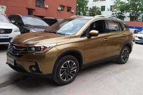广汽传祺-传祺GS4 2015款 200T G-DCT精英版