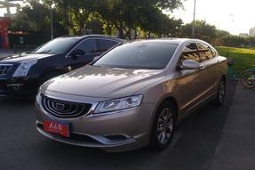 吉利汽车-博瑞 2016款 1.8T 尊雅型