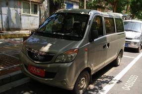 海马-福仕达鸿达 2009款 1.0L鸿达 实用型