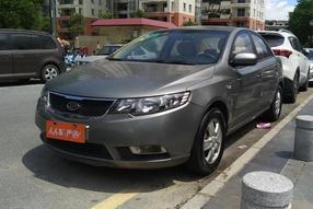 起亚-福瑞迪 2011款 1.6L MT GL