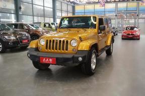Jeep-牧马人 2014款 2.8TD Sahara 四门版