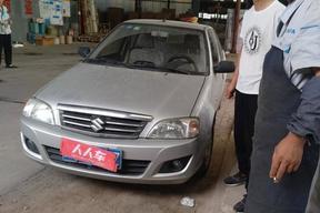 铃木-羚羊 2012款 1.3L 舒适型