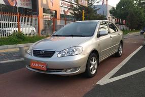 丰田-花冠 2007款 1.8L 手动GLX-i特别版