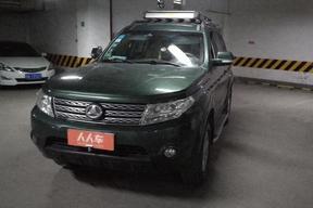 北汽制造-北京BW007 2011款 2.0L 两驱都市舒适版