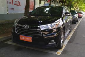 丰田-汉兰达 2017款 2.0T 四驱豪华版 7座