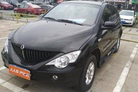 双龙-爱腾 2011款 2.3L 两驱舒适汽油版