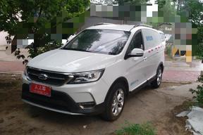 开瑞-开瑞K60 2018款 1.5L 自动豪华型封闭货车