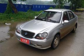吉利汽车-自由舰 2005款 1.3L 经典基本型