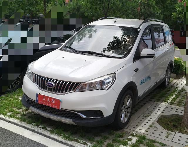 开瑞K50 S 2016款 1.5L 自动 豪华型 (国Ⅴ)
