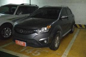 双龙-柯兰多 2013款 2.0L 汽油两驱手动舒适版