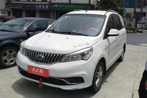 开瑞-开瑞K50 2015款 1.5L 手动豪华型
