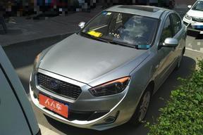 欧朗-欧朗 2012款 三厢 1.5L 手动豪华型